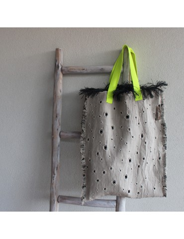 "CLOUD BAG ""FORMENTERA"" LINO..."
