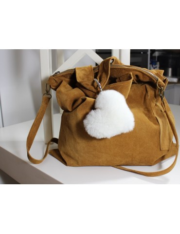 "CLOUD BAG ""POCKET"" IN PELLE..."