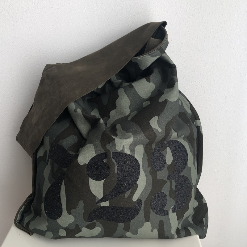 "CLOUD BAG ""723"" DOUBLE FACE"
